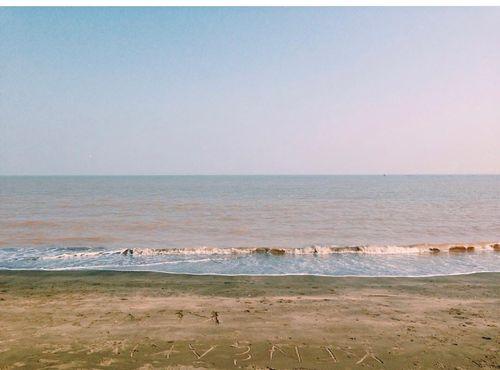 澳門黑沙海灘