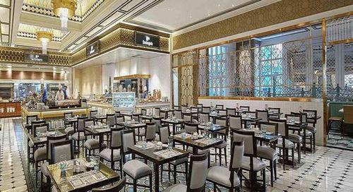 澳門巴黎人酒店自助餐