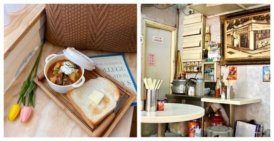 澳門咖啡廳與茶餐廳
