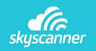 skyscanner標誌