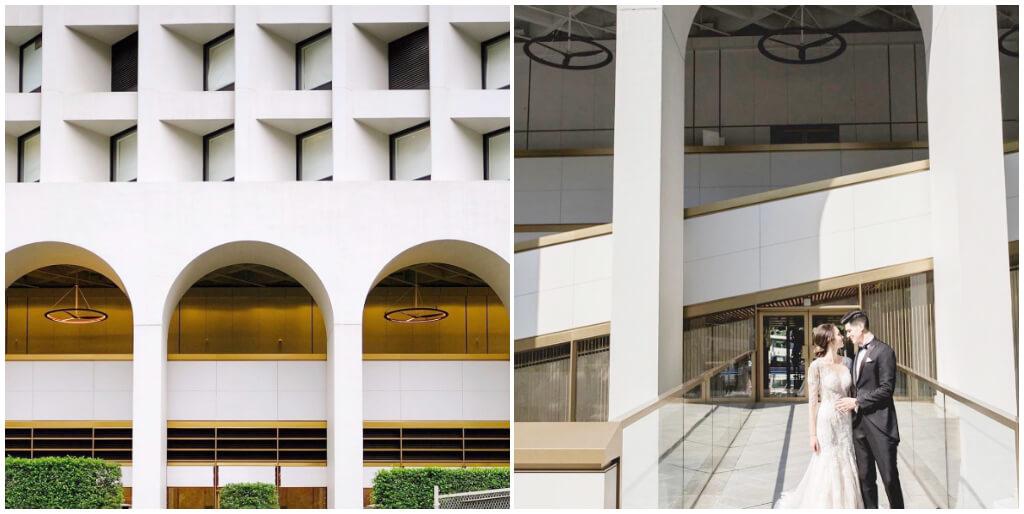 香港網紅酒店美利酒店